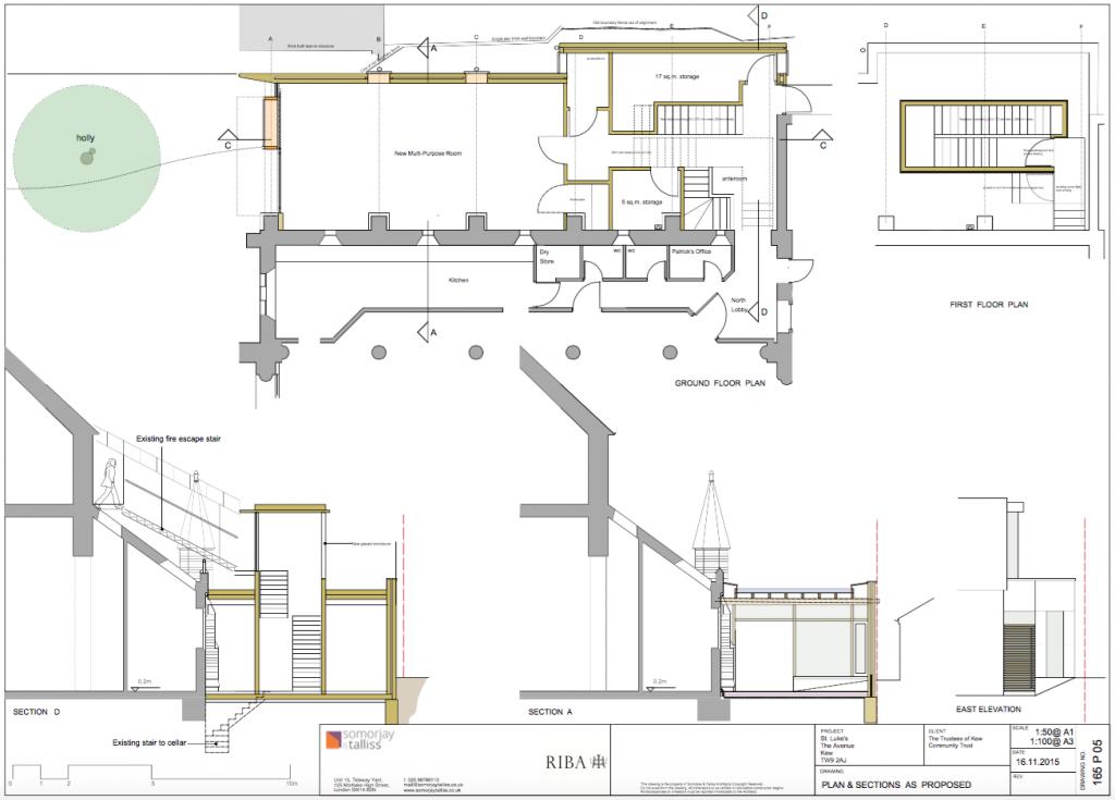 Planning permision granted Kew 02