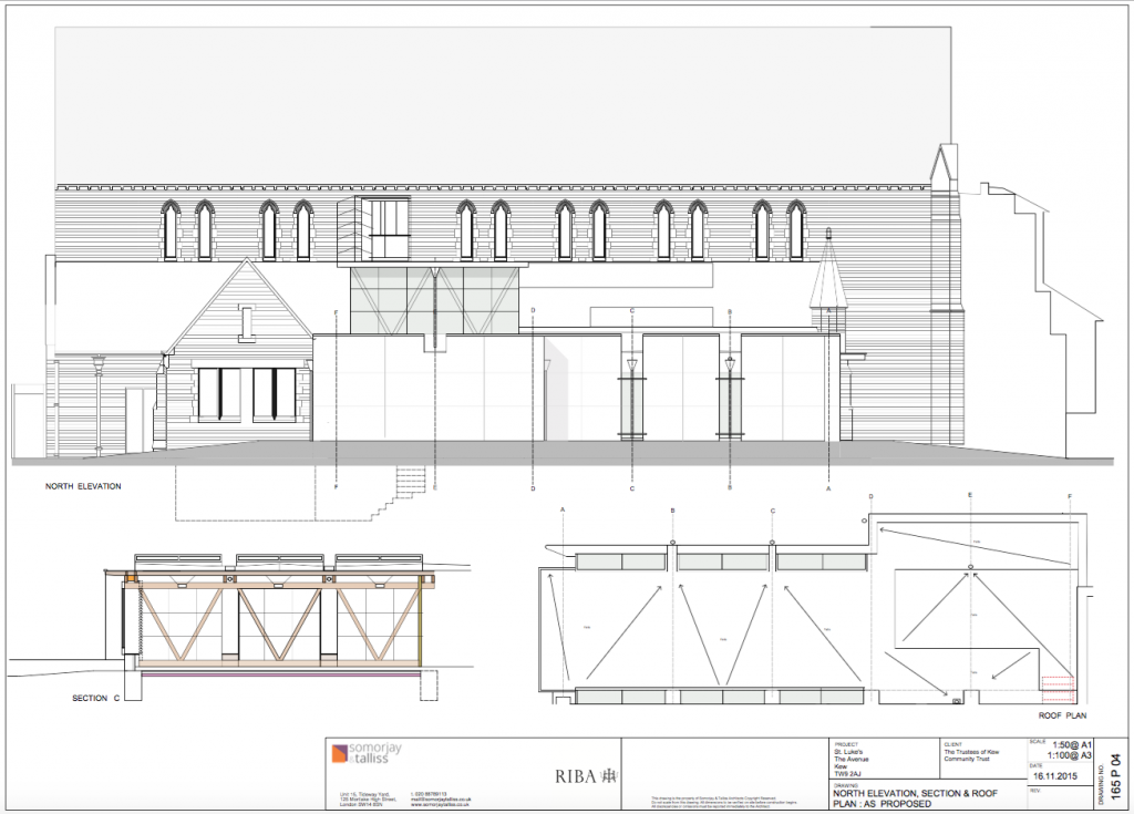 Planning permision granted Kew 03