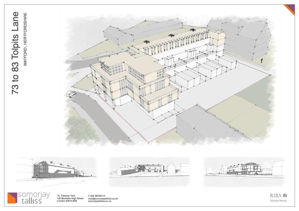 Site development architect